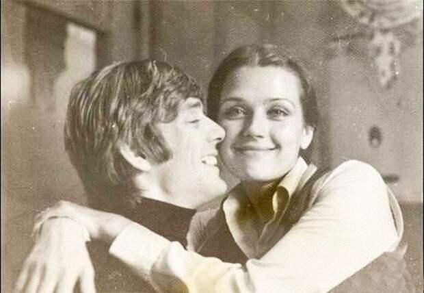 Александр Абдулов и Ирина Алферова. Их называли самой красивой парой Советского Союза.