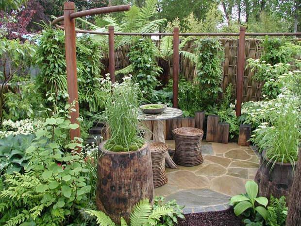 С душою о саде