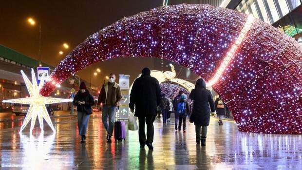 Откроются ли в Москве новогодние ярмарки