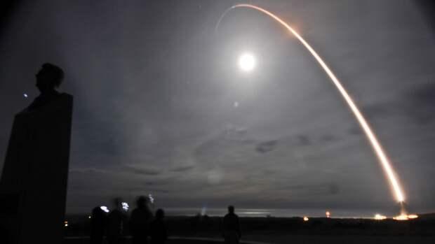 Адмирал США: ракеты Minuteman III больше не могут сдерживать Россию и Китай