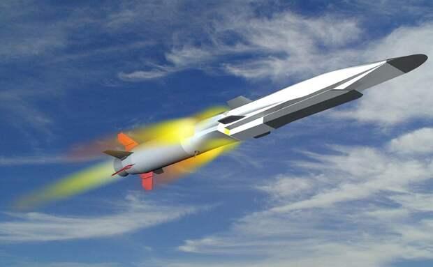В России испытали гиперзвуковую ракету
