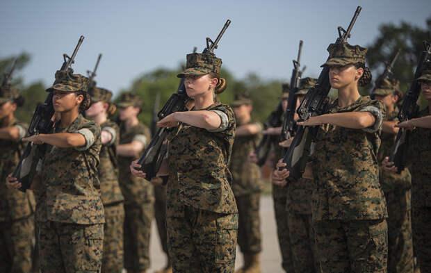 «Женское дело»: американки идут в элитные войска