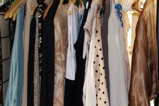 Мешок гречки и тринадцать мешков одежды собрали для нуждающихся в храме Святых Царственных Страстотерпцев