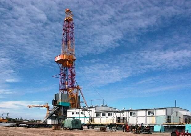 Газпром бурение газ