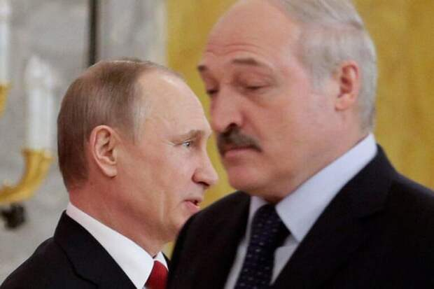 """Лукашенко после переговоров с Путиным: """"Нас будут душить"""""""