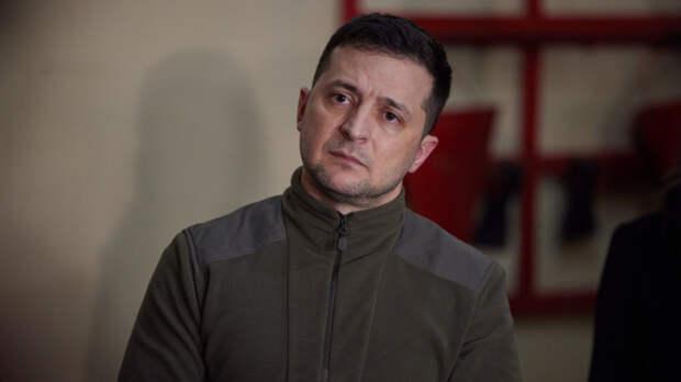 Слова Зеленского о достижениях Украины в космосе породили шутки в Сети