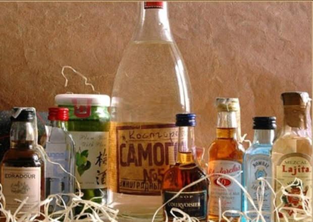 Украина выставила на продажу спиртовую отрасль