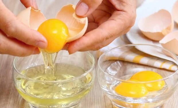 Еда помогающая убрать жир с живота. Добавляем в меню яичный белок и грейпфруты