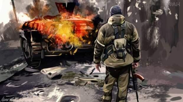 Порошенковец: Если Россия не будет применять авиацию, пойдём на Донецк и Луганск