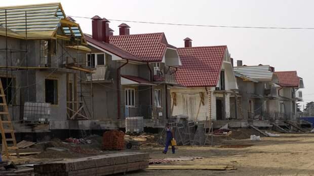 В Сочи введен запрет на строительство многоквартирных домов