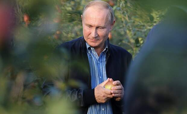 Blick (Швейцария): час Путина