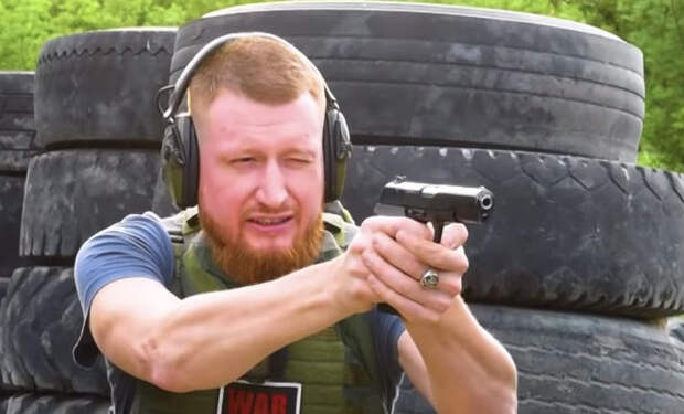Стреляем из ТТ в замок: тест на пробитие