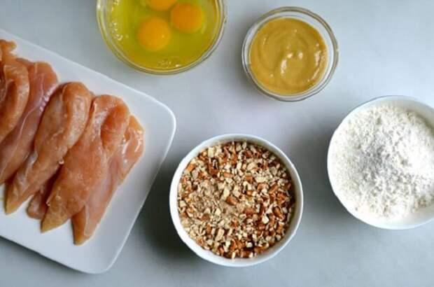 рецепт запеченного куриного филе