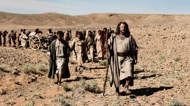 Почему Моисей водил евреев по пустыне 40 лет? Куда они так долго шли?