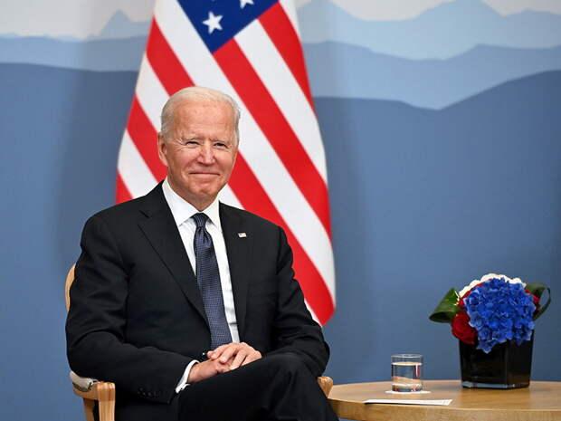 """""""Последствия будут катастрофическими"""": Байден озвучил """"красную черту"""" на встрече с Путиным"""