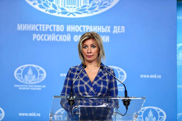 Захарова оценила травлю Познера в Грузии