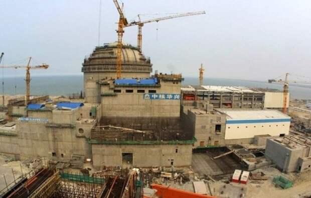 КНР Тяньваньская АЭС
