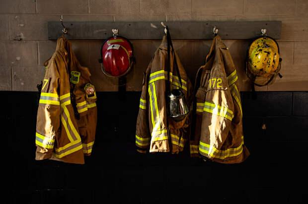 Кадеты школы «Бескудниково» прошли обучение в пожарной части