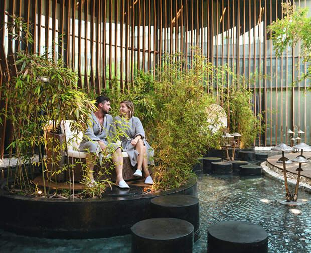 Mriya Resort & SPA признан лучшим оздоровительным курортом в мире