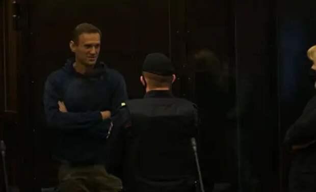 Навальный напуган: 3.5 года тюрьмы он не ожидал