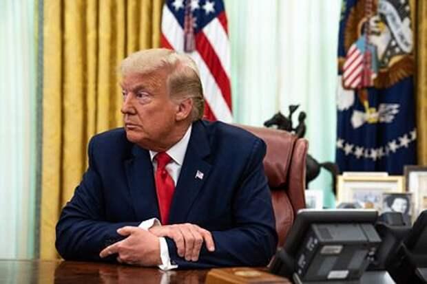 Трамп назвал Байдена заторможенным и указал на его возраст