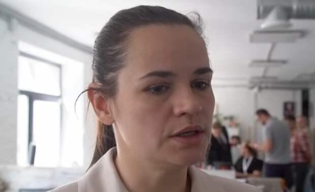 Тихановская попросила белорусов больше не выходить на митинги