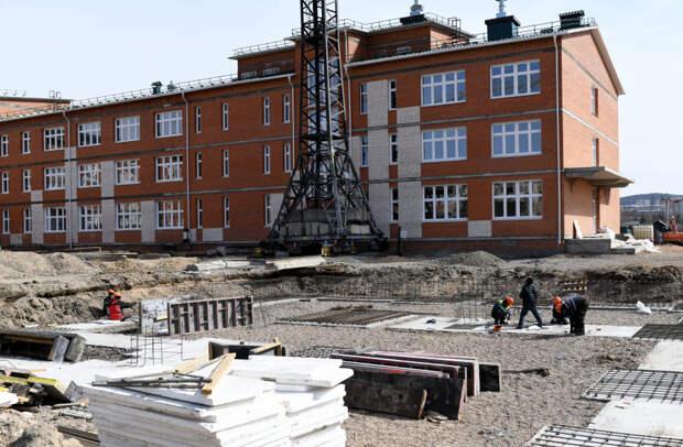 Новая школа в Чите оказалась на 111 млн рублей дороже