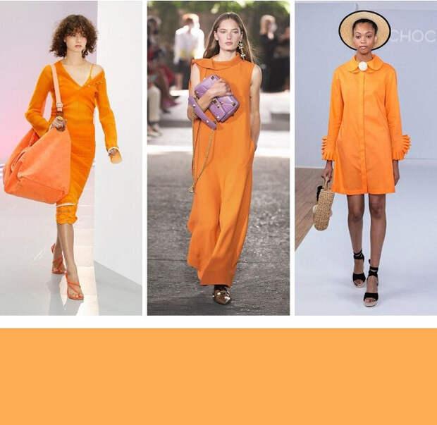 Модные цвета сезона весна-лето 2021 Лондон от Pantone