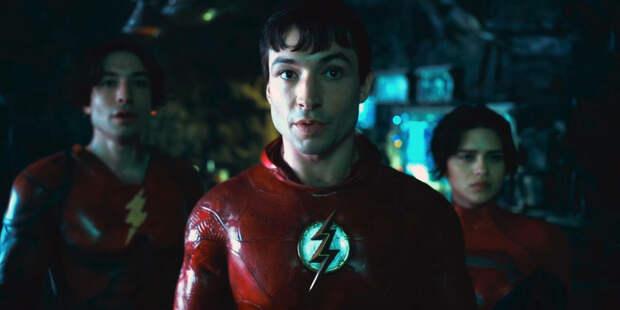 DC показала тизеры фильмов «Чёрный Адам» и «Флэш»