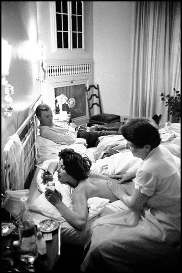 Берт Глинн – удачливый гений репортажной фотографии 24