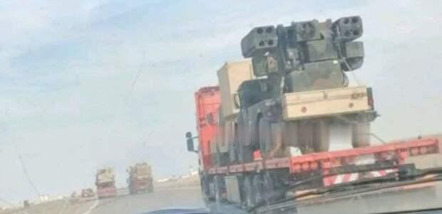 """Армия США в Сирии усилилась комплексами Avenger с ракетами """"Стингер"""""""