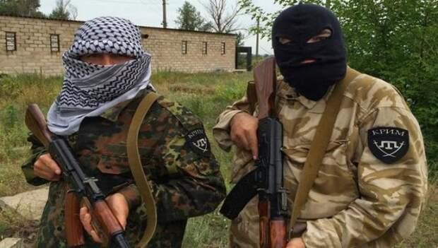 """Меджлис: """"Батальон смертников"""" войдет в Крым чтобы резать и насиловать"""