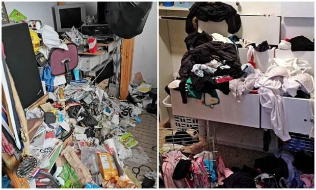 В Британии прошел конкурс на самую грязную спальню