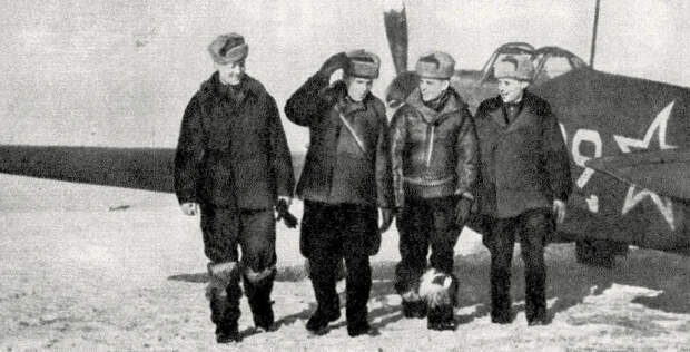 Как Ворожейкин учинил разгром люфтваффе на Курской Дуге в 1943