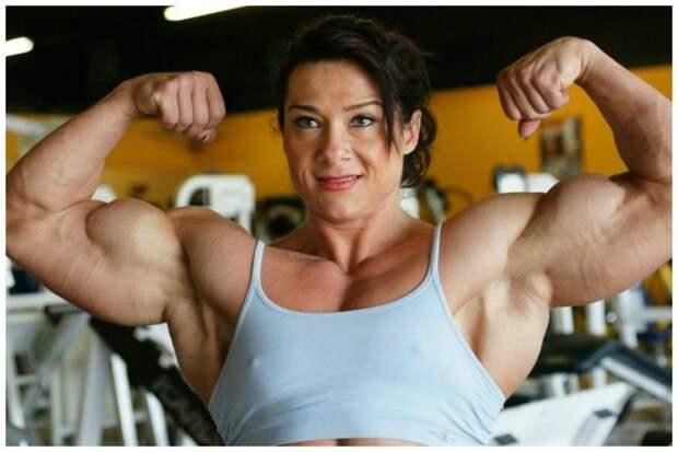 Алина Попа - бодибилдер бодибилдеры, всячина, женщины, интересное, красота, культуризм, сила, спорт
