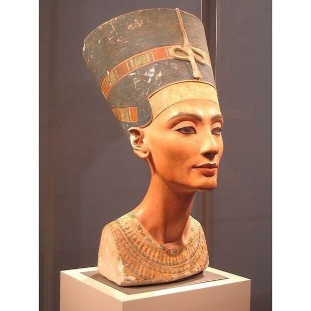 Красота древних женщин.
