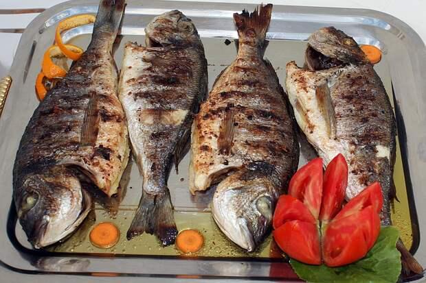 Несколько интересных секретов приготовления вкусной рыбы