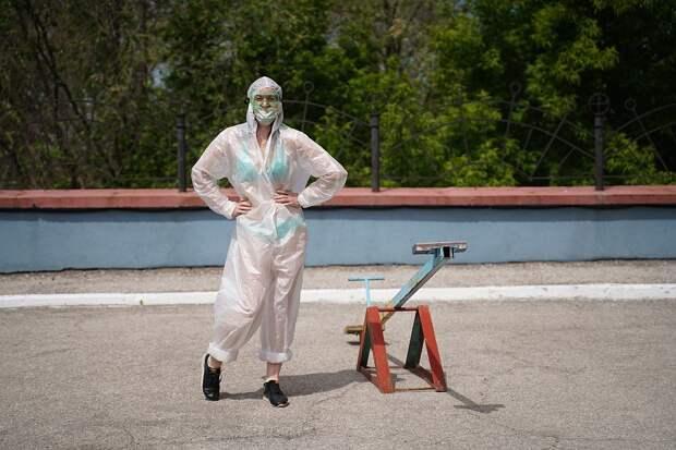 Самарцы решили поддержать медсестру из Тулы Фото: Светлана МАКОВЕЕВА