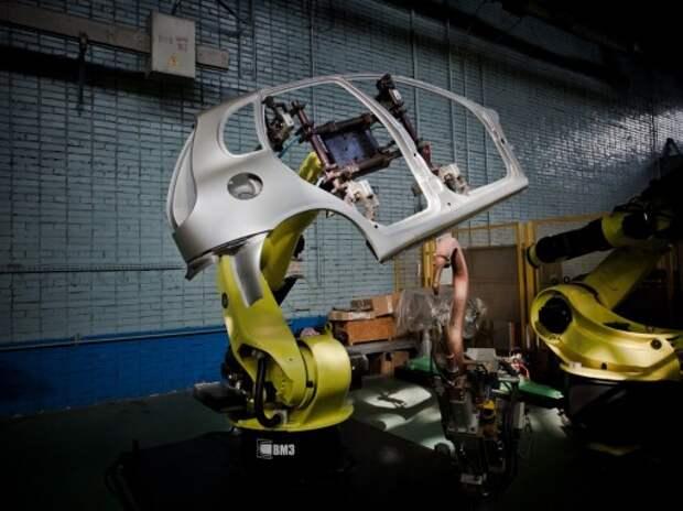 АВТОВАЗ вернул себе завод по выпуску сборочных роботов
