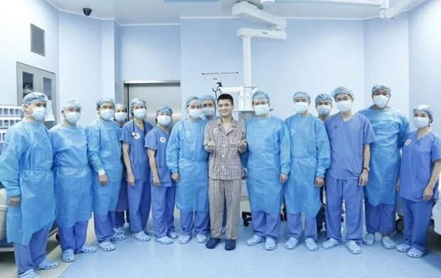 Хорошие новости Хирургия, Трансплантация, Вьетнам, Рука, Операция, Длиннопост