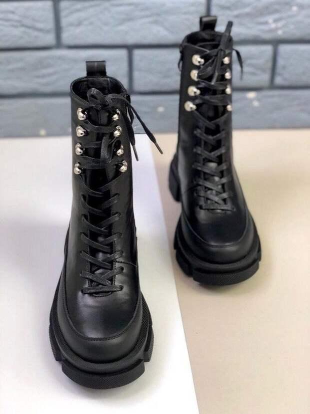 11 пар модных осенне-зимних моделей обуви