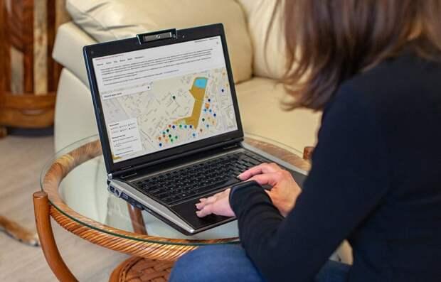Карта загруженности парков поможет жителям Алтуфьева выбрать время прогулок