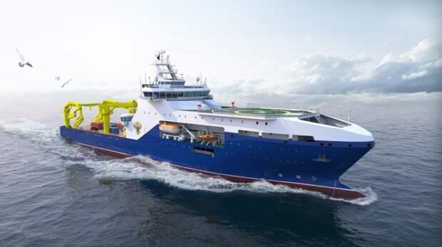 Научно-исследовательский флот России получит новые суда