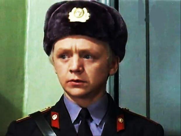 Актер без званий и наград, выживал как мог... Виктор Перевалов