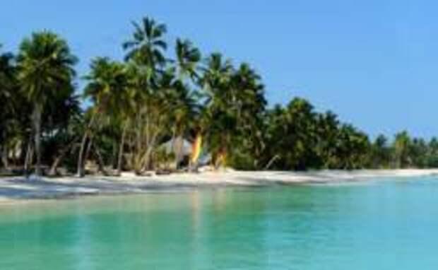Десять пляжных стран доступных к посещению в условиях пандемии коронавируса
