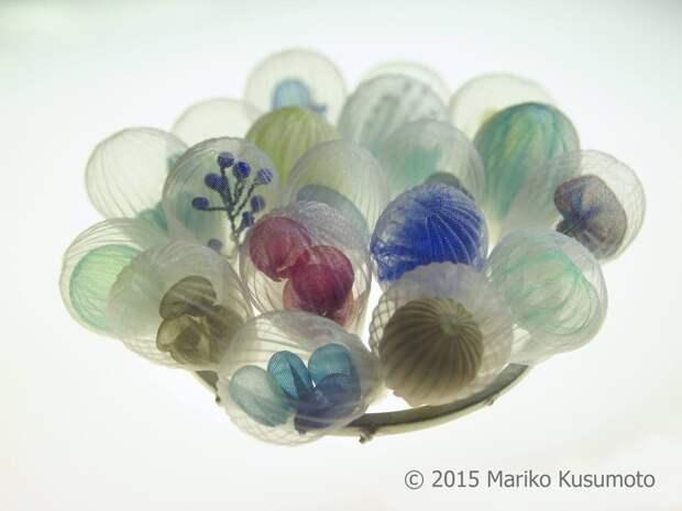 Шифоновые чудеса Mariko Kusumoto