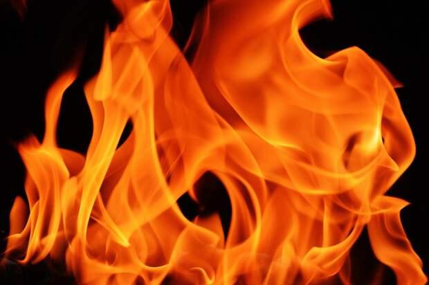 Проснулись от шума извещателя: многодетная семья спаслась из пожара в Удмуртии
