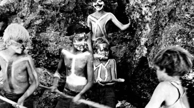 Повелитель мух: как на самом деле жили дети на необитаемом острове. Когда реальность лучше выдуманной истории