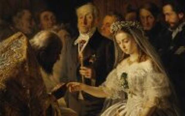 История и археология: Какие женихи пользовались на Руси бешенным спросом у дворянок, а какие у крестьянок