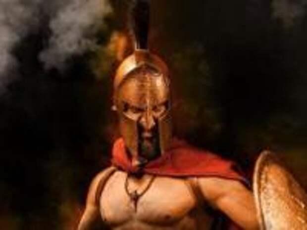 Как пала Спарта